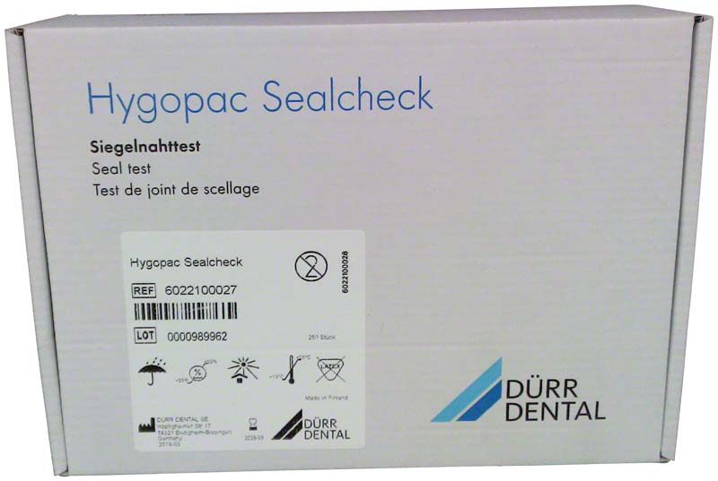 Hygopac Sealcheck