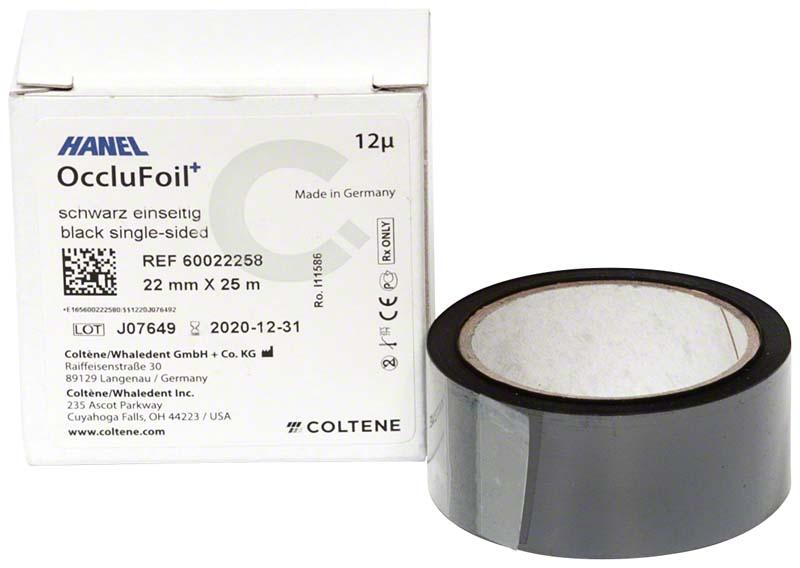 HANEL OccluFoil+, einseitig 12µ