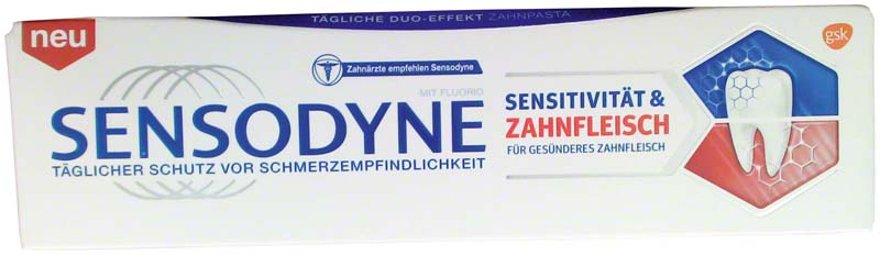 SENSODYNE® MultiCare Tiefenreinigung