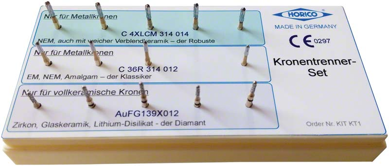 Kronentrenner-Set KT1