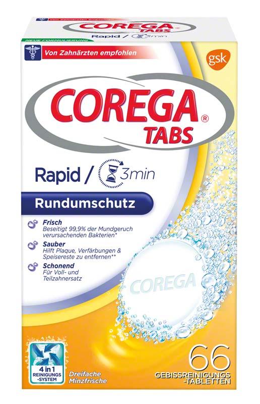 COREGA® TABS Rapid