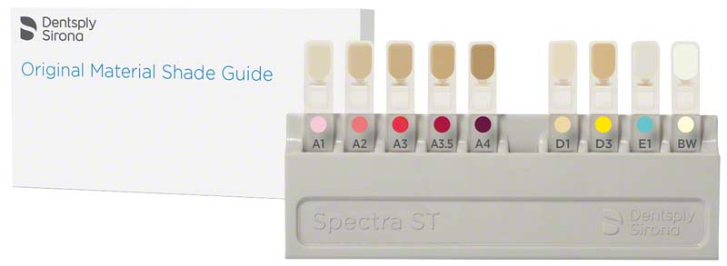 Ceram.x Spectra™ ST HV Shade Guide