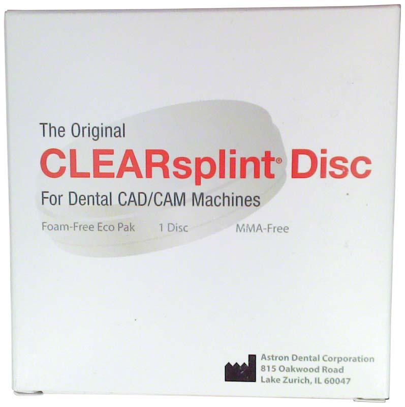 astron® CLEARSPLINT® Disc
