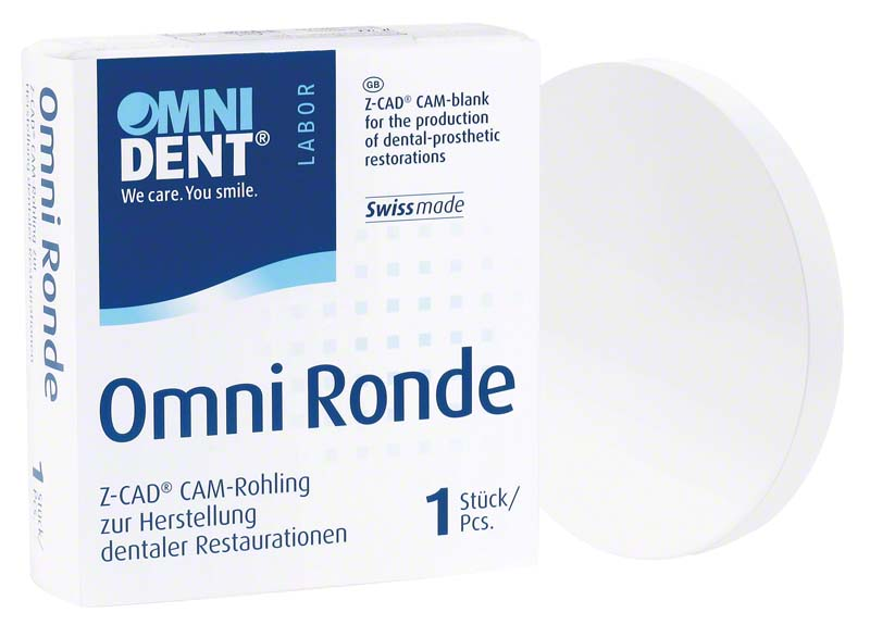 Omni Z-CAD One4All Ronden