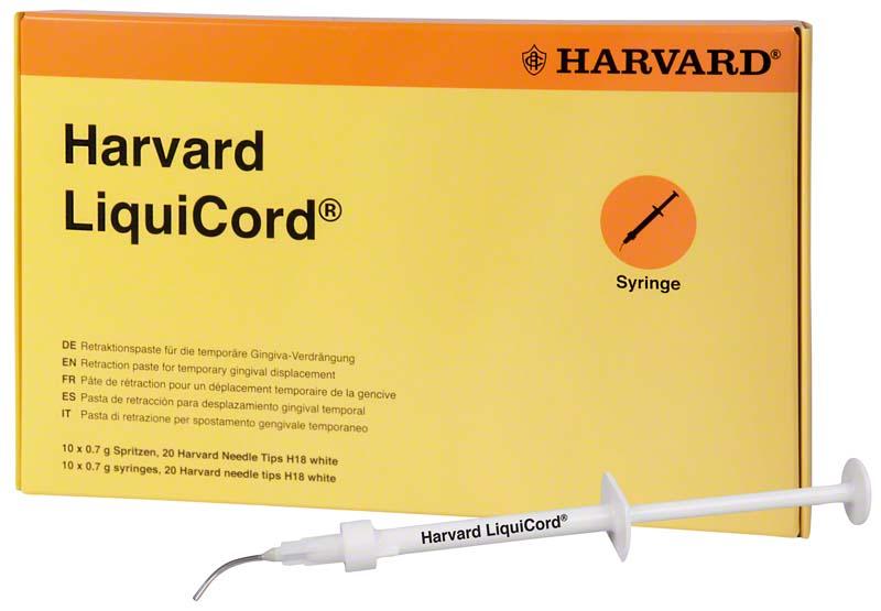 Harvard LiquiCord®