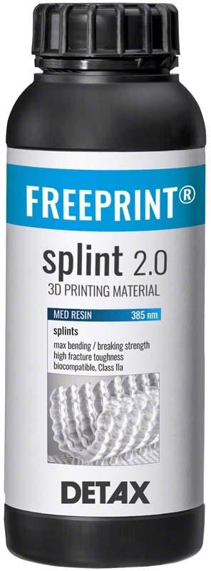 FREEPRINT® splint 2.0