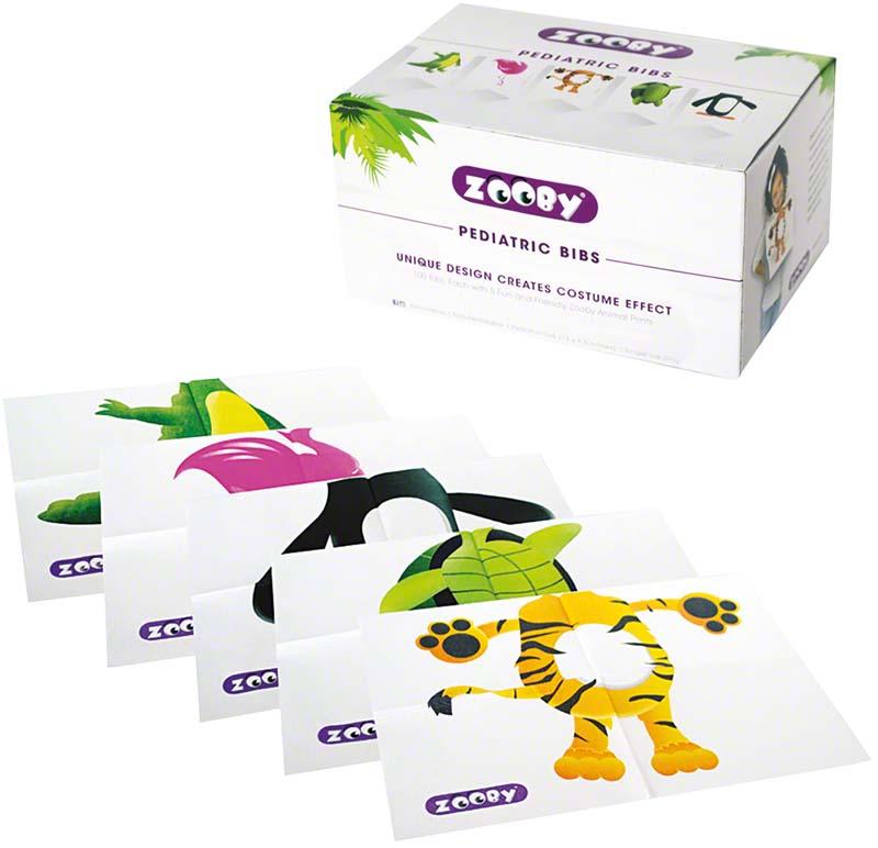 Zooby® Patientenservietten für Kinder