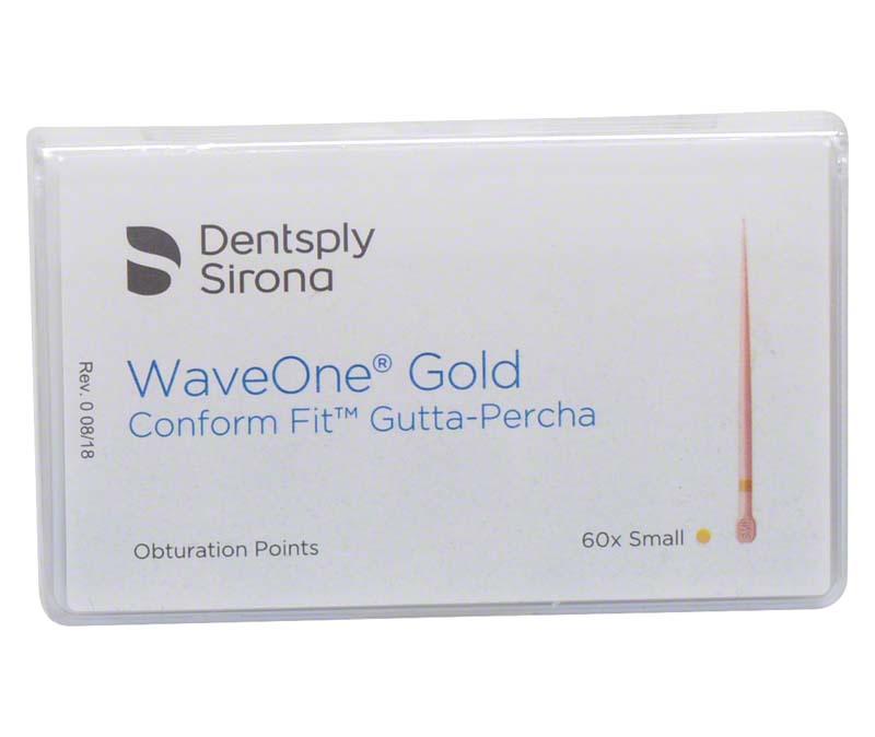 WaveOne® Gold Conform Fit™ Guttaperchaspitzen