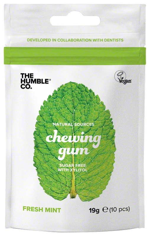 NATURAL SOURCES chewing gum