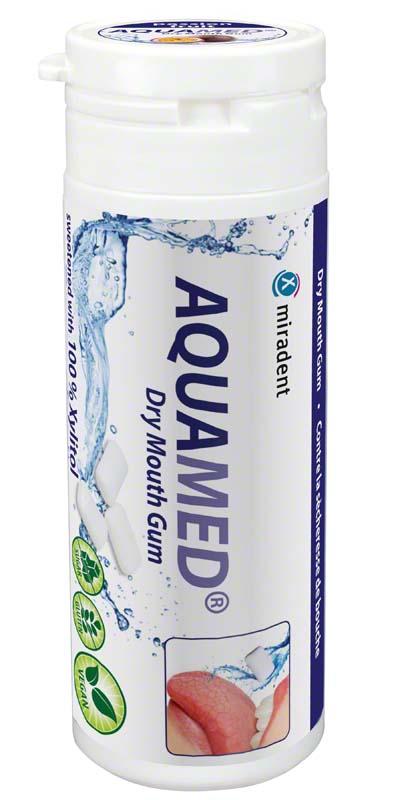 miradent Aquamed® Zahnpflegekaugummi