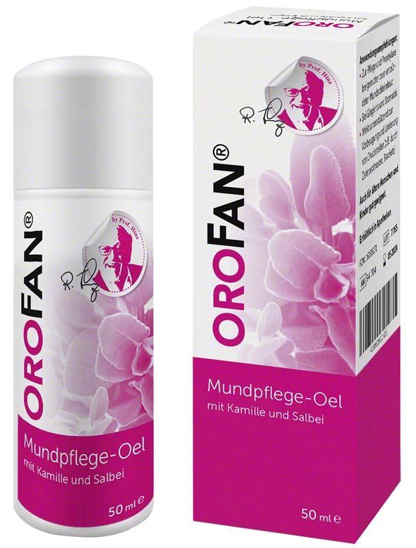 OROFAN® Mundpflege-Oel
