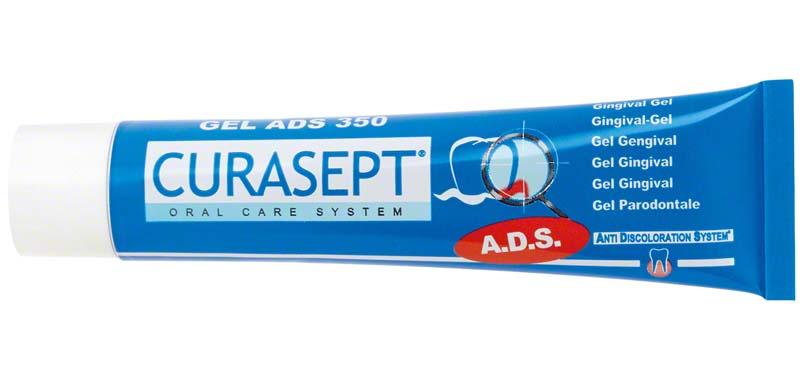 CURASEPT ADS 350 Zahnfleischgel