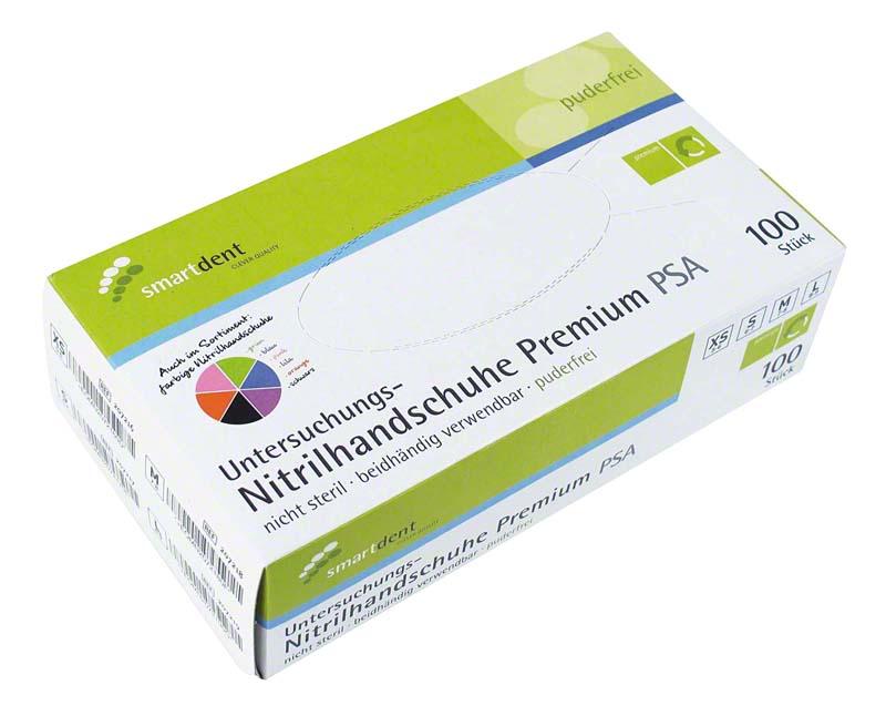 smart Nitrilhandschuhe Soft Premium