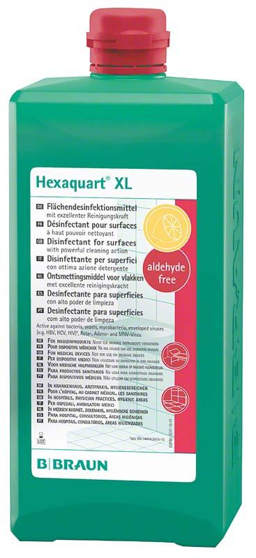 Hexaquart® XL
