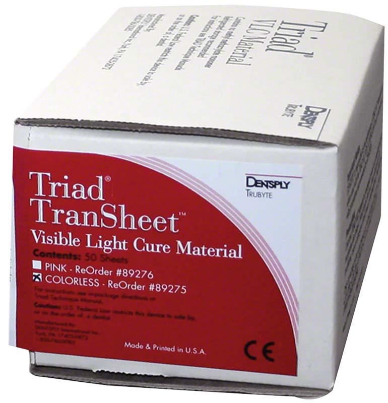 Triad® VLC TranSheet® Material