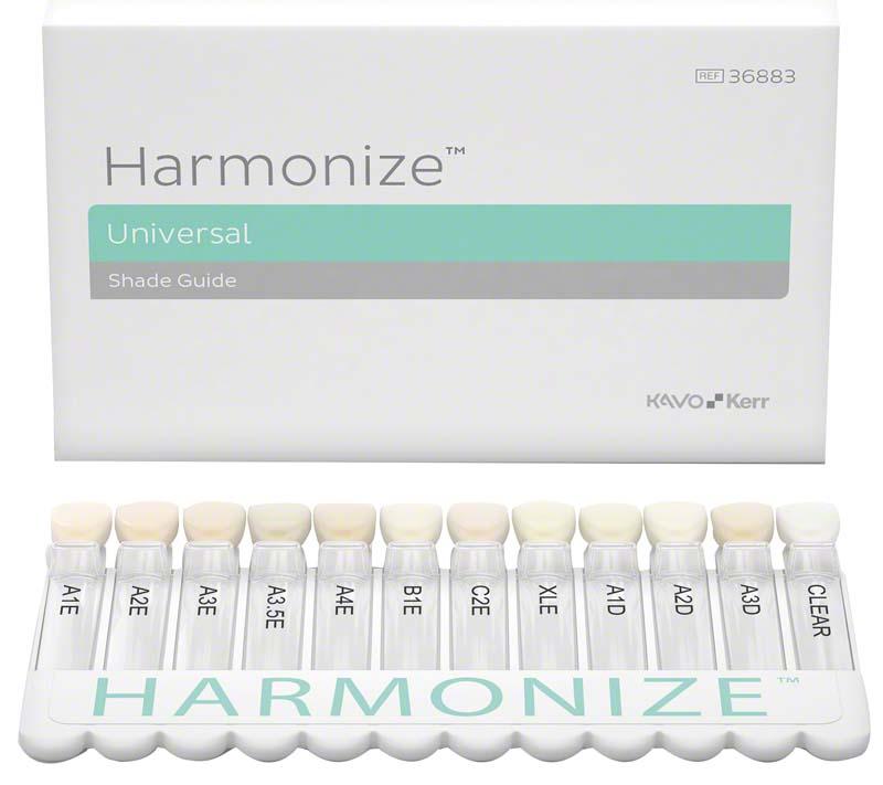 Harmonize™ Universal Shade Guide
