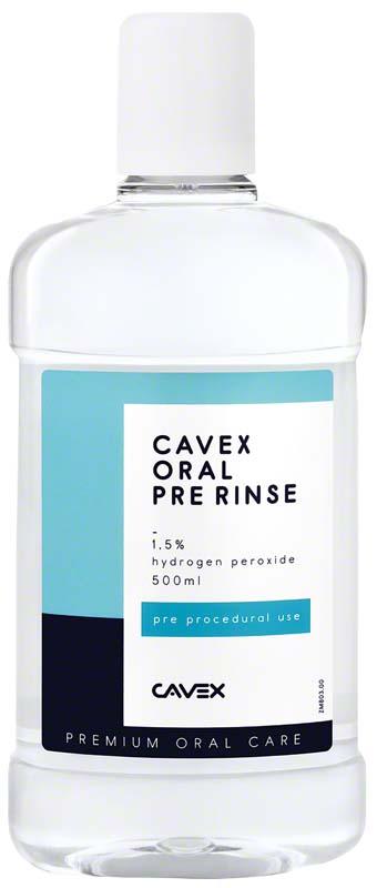 CAVEX ORAL PRE RINSE