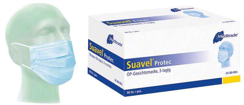 Suavel® Protec OP-Gesichtsmaske
