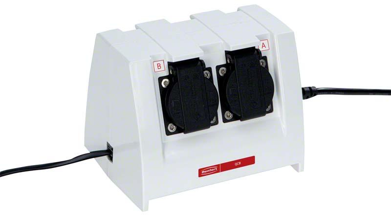 Quattro Control Box