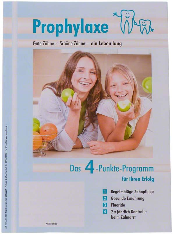 Patienten-Info Prophylaxe