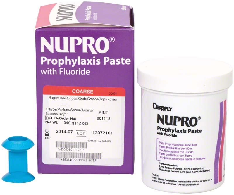 NUPRO® mit Fluoride
