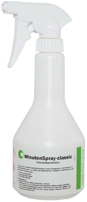 MinutenSpray classic Sprühflasche leer