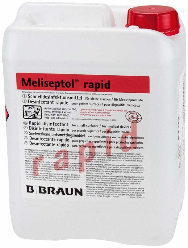 Meliseptol® rapid