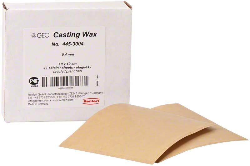 GEO Casting-Wachs