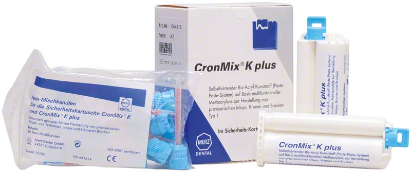 CronMix® K plus