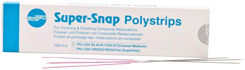 Super-Snap® Polierstreifen