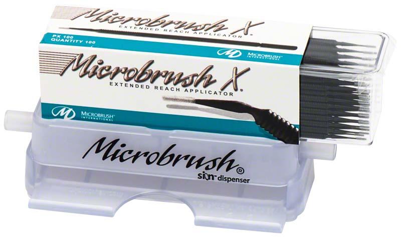 Microbrush® X Applikatoren