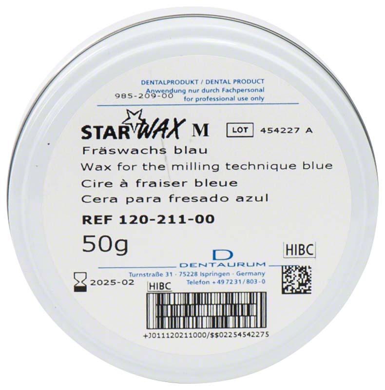 STARWAX Fräswachs