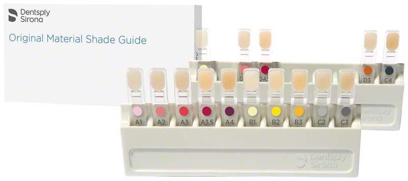 TPH Spectrum Farbschlüssel