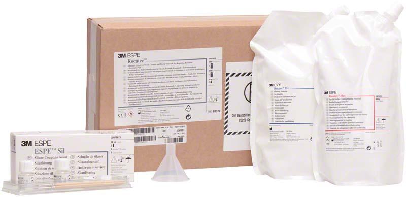 Rocatec™ Strahlmittel Hilfsmittel