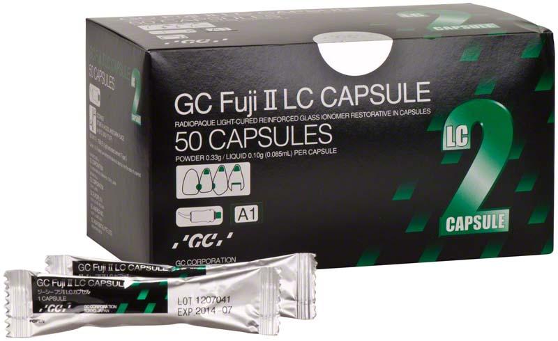 GC Fuji® II LC Capsule Improved