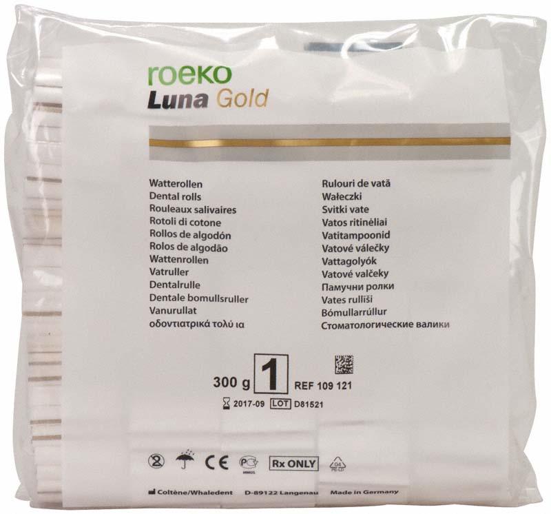 roeko Luna Gold Watterollen