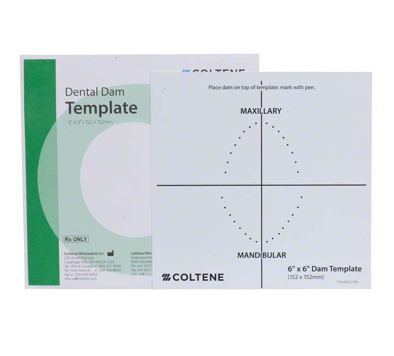 HYGENIC® Dental Dam Stempel