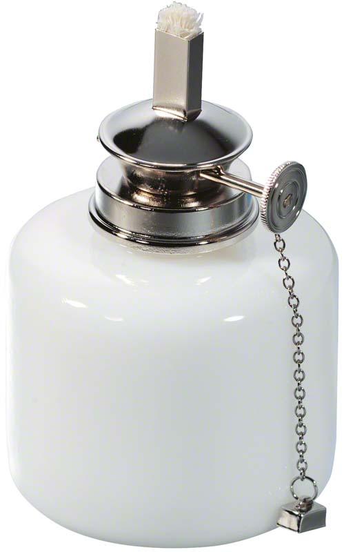 Spirituslampe aus Opalglas 100 ml