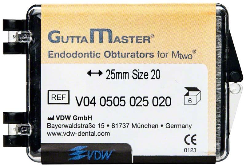 GuttaMaster® Obturatoren