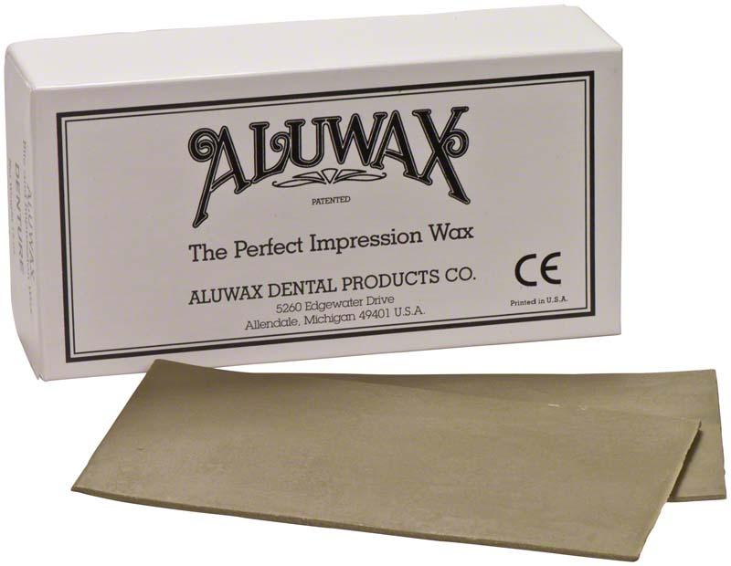 Aluwax Denture