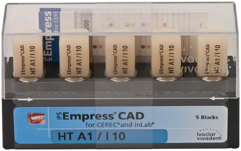 IPS Empress® CAD A-D for CEREC
