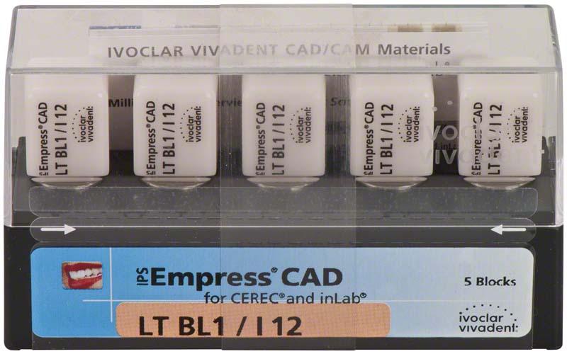 IPS Empress® CAD for CEREC
