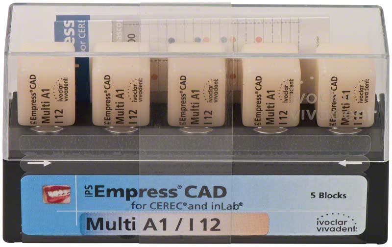 IPS Empress® CAD Multi for CEREC