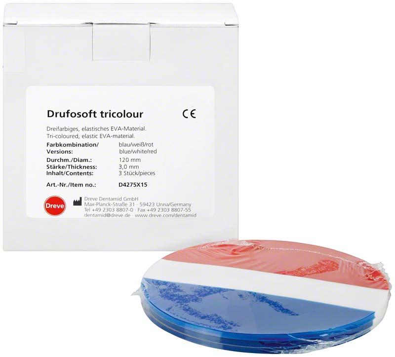 Drufosoft® tricolour