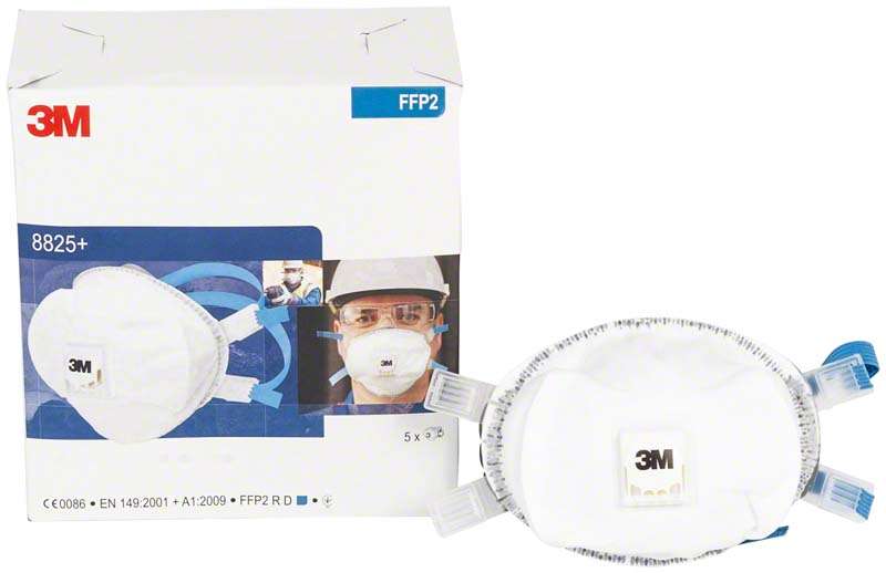 Feinstaub- und Atemschutzmaske
