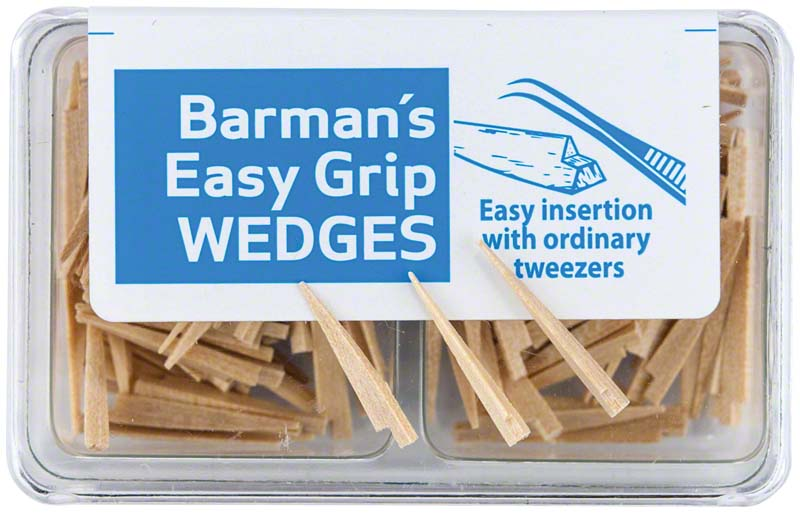 Barman´s WEDGES