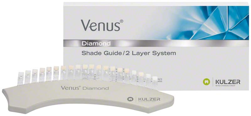 Venus® Diamond  Farbschlüssel