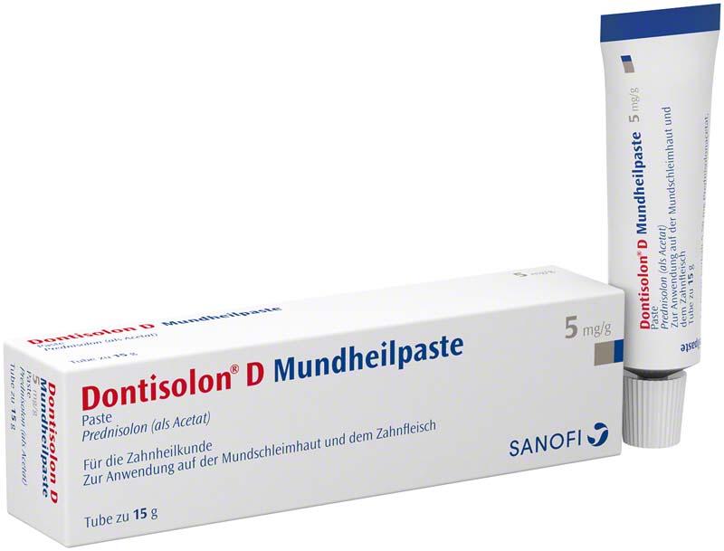Dontisolon® D
