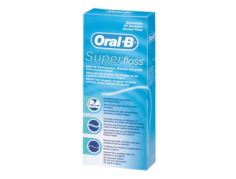 Oral-B® Superfloss™