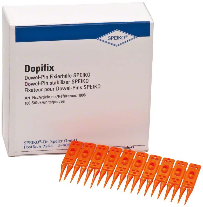 Dopifix Dowel-Pin Fixierhilfe